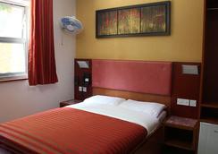 유로트래블러 호텔- 익스프레스 (엘리펀트 & 캐슬) - 런던 - 침실