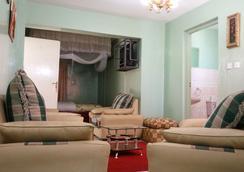 The Pebble Hotel Nairobi - 나이로비 - 침실