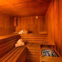 아파트호텔 코스타 엔칸타다 Sauna