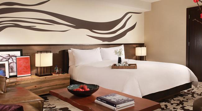 노부 호텔 앳 시저스 팰리스 - 라스베이거스 - 침실