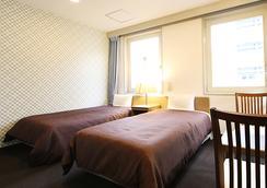 호텔 라이브맥스 도쿄 키바 - 도쿄 - 침실