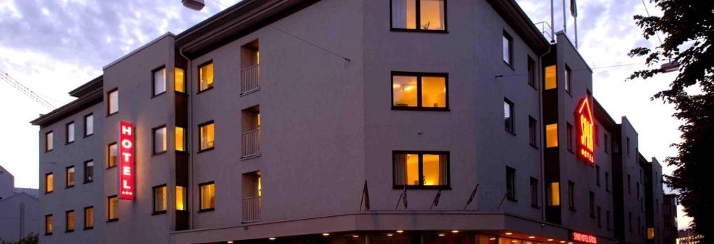 스파르 호텔 가르다 - 예테보리 - 건물