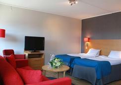 스파르 호텔 가르다 - 예테보리 - 침실