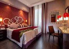 호텔 모르가나 - 로마 - 침실