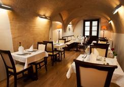 Hotel Santi - 크라쿠프 - 레스토랑