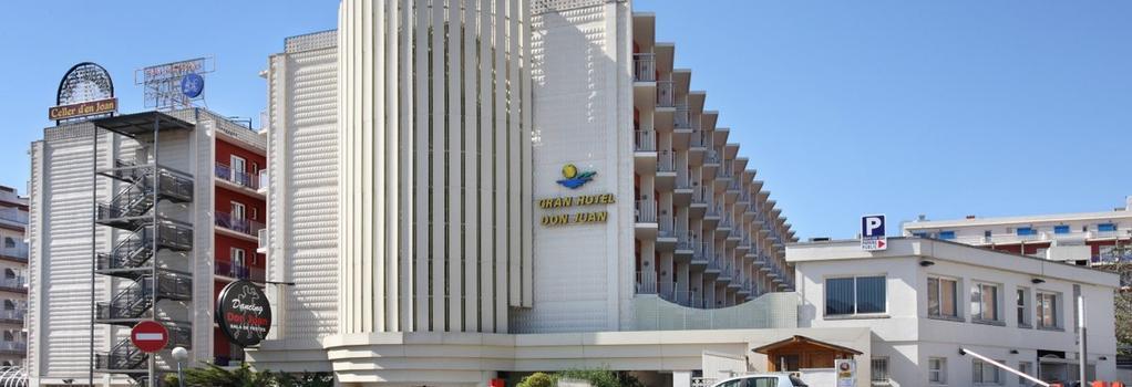 Gran Hotel Don Juan - 요렛데마르 - 건물