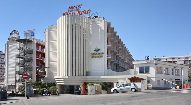 그랜 호텔 돈 주앙 - 요렛데마르 - 건물