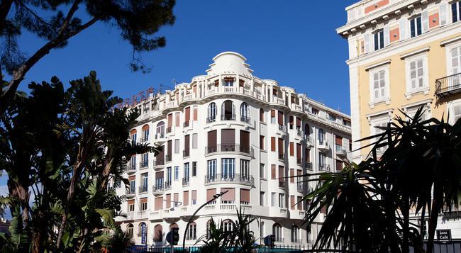 알버트 1er - 니스 - 건물
