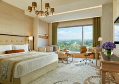 샹그릴라 호텔 벵갈루르 - 벵갈루루 - 침실