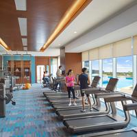 샹그릴라 호텔 벵갈루르 Fitness Facility