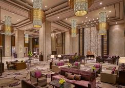 샹그릴라 호텔 벵갈루르 - 벵갈루루 - 로비