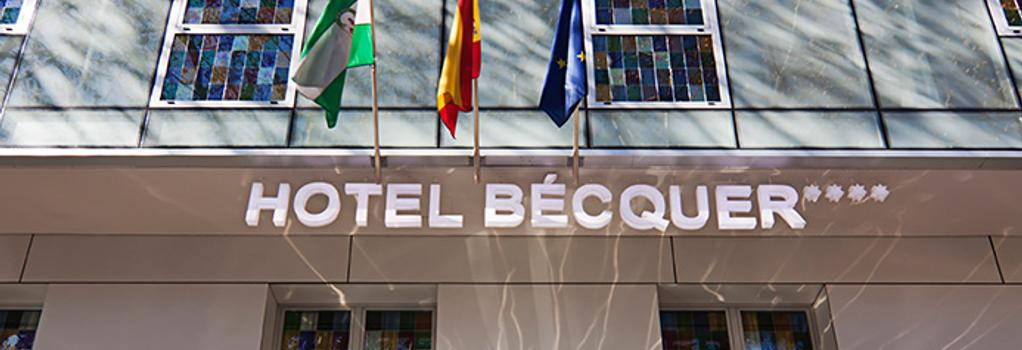 호텔 베케르 - 세비야 - 건물