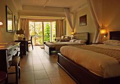 소버린 호텔 - Kisumu - 침실