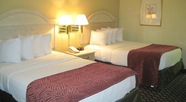 그랜드 호텔 올란도 바이 아이-드라이브 - 올란도 - 침실