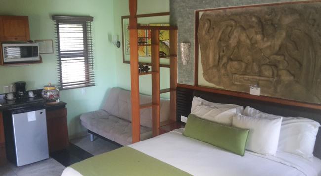 코코스 카바냐스 - 플라야 델 카르멘 - 침실