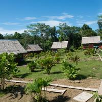 Maniti Eco-Lodge & Rainforest Expeditions Property Grounds