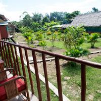 Maniti Eco-Lodge & Rainforest Expeditions Balcony