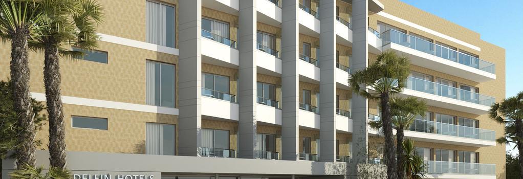 호텔 센스 팔마노바 - Palma Nova - 건물