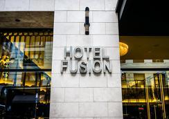 호텔 퓨전, a C-투 호텔 - 샌프란시스코 - 건물