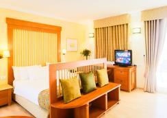 데 라 메르 호텔 - 바이 지비엘리 호텔 - 텔아비브 - 침실