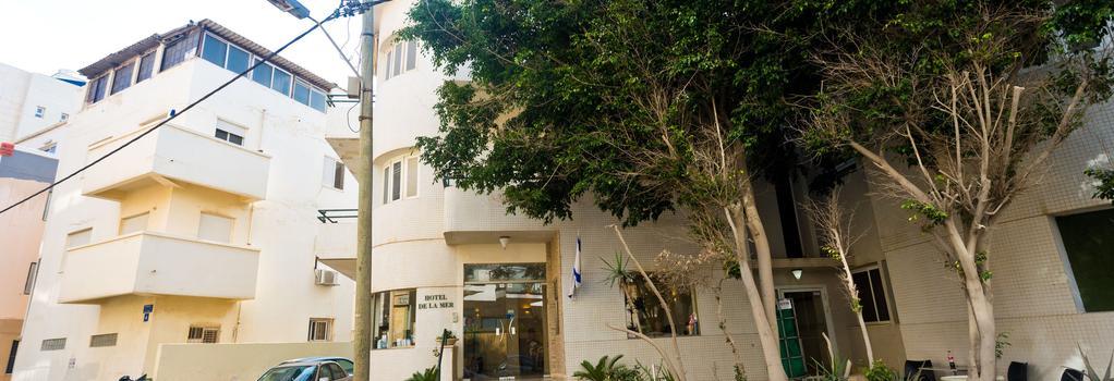 데 라 메르 호텔 - 바이 지비엘리 호텔 - 텔아비브 - 건물