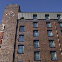 인터시티호텔 함부르크 알토나 Hotel Front