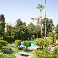 쳄스 호텔 Garden