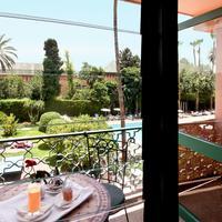 쳄스 호텔 Balcony