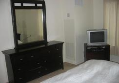 Oakwood at Colonnade Residences - 보스턴 - 침실
