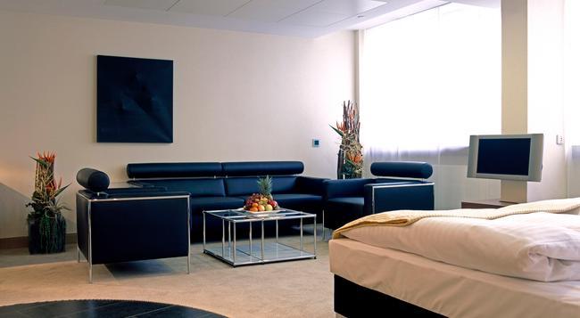 래디슨 블루 호텔 에르푸르트 - 에르푸르트 - 침실