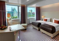 래디슨 블루 호텔 라이프치히 - 라이프치히 - 침실