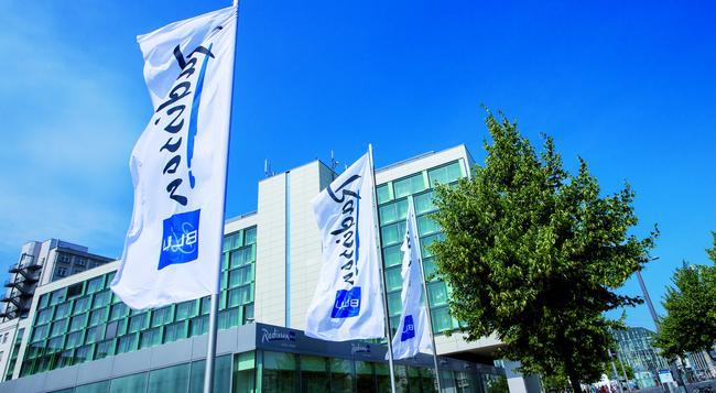 래디슨 블루 호텔 라이프치히 - 라이프치히 - 건물