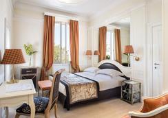 그랜드 호텔 데스 바인스 - 리치오네 - 침실