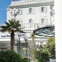 그랜드 호텔 데스 바인스 Hotel Front