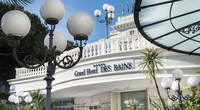 그랜드 호텔 데스 바인스 - 리치오네 - 건물