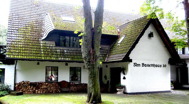 Hotel am Bauenhaus - 뒤셀도르프 - 건물