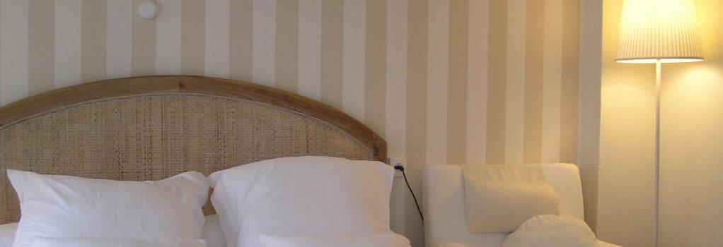 센트럴 호텔 - 히혼 - 침실