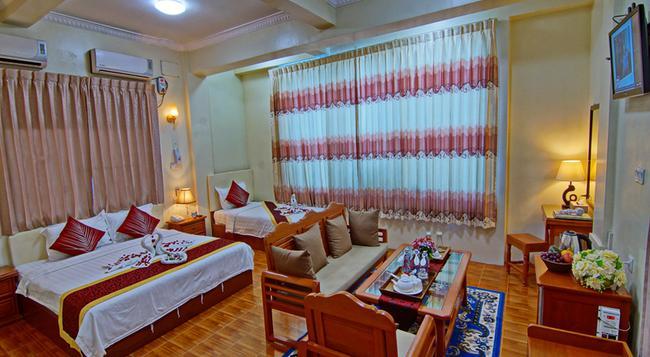 79 리빙 호텔 - 만달레이 - 침실