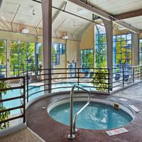 Radisson Hotel at The University of Toledo Indoor Spa Tub