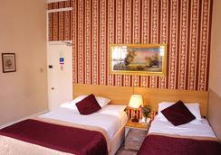 글로세스터 플레이스 호텔 - 런던 - 침실