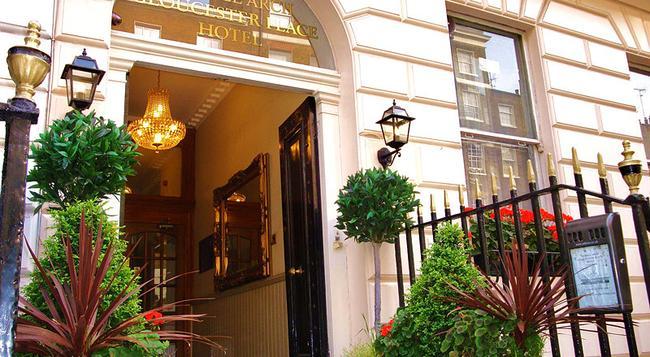 글로세스터 플레이스 호텔 - 런던 - 건물