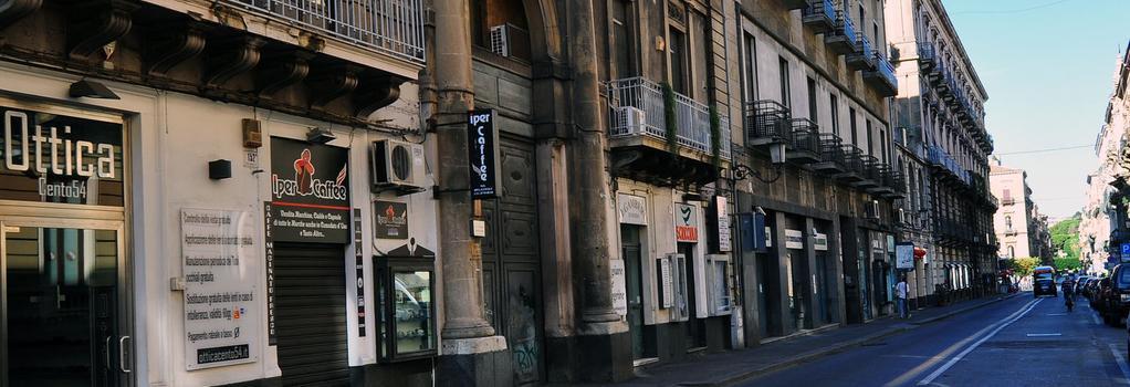 B&B Da Rì - 카타니아 - 건물