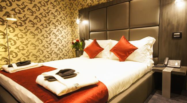 더 브라이슨 호텔 - 런던 - 침실