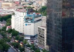 호텔 폰탄 레포르마 - 멕시코시티 - 건물