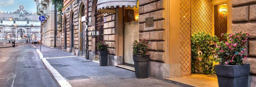리버 팰리스 호텔 - 로마 - 건물