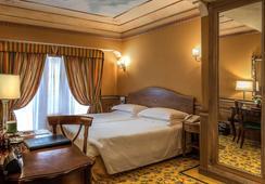 리버 팰리스 호텔 - 로마 - 침실
