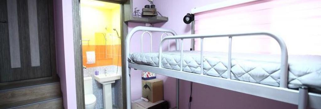 수 게스트하우스 명동 - 서울 - 침실