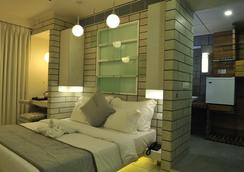 호텔 엘도라도 - 아마다바드 - 침실