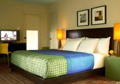 벨몬트 호텔 - 댈러스 - 침실