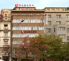 호텔 라마다 프라하 시티 센터